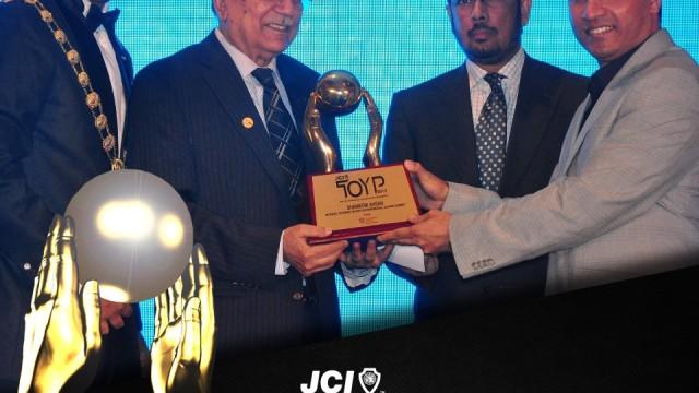TOYP Award - Shameem Ahsan (1)