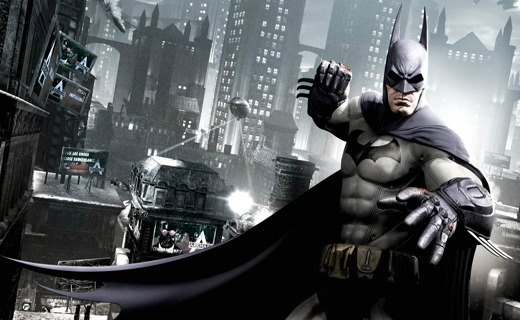 batman arkham origins, techshohor