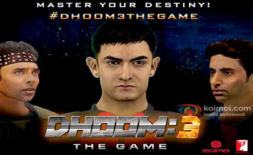 dhoom 3 game_ Tech Shohor