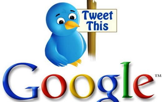 google twitter, techshohor