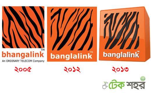 Banglalink Logo Change_ Tech Shpohor