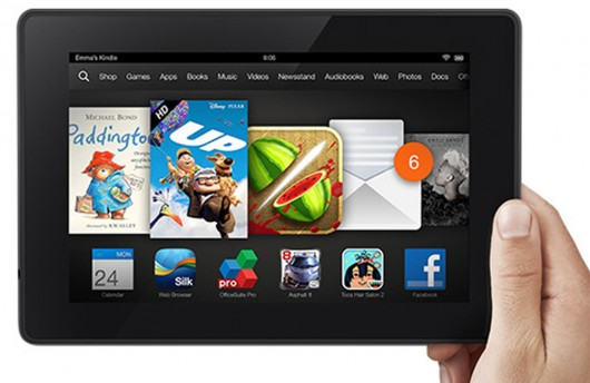 kindel fire HD-TechShohor