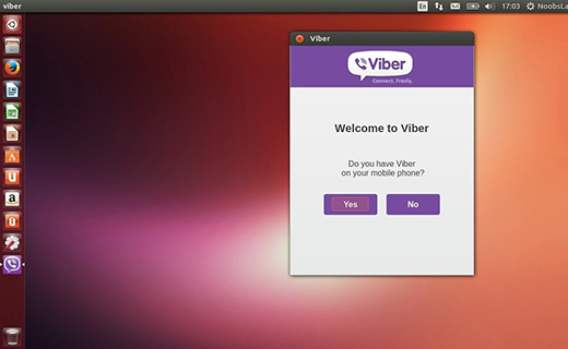 viber for linux-TechShohor