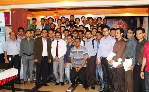 Attendees at D-Link Technical Training Program-TechShohor