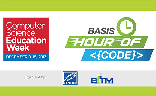 BASIS Hour of Code-TechShohor