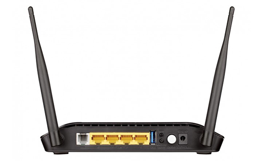 DSL-2750U router-TechShohor