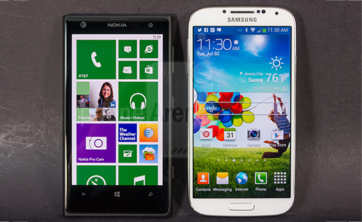 Nokia-Lumia-1020-vs-Samsung-Galaxy-S4-TechShohor