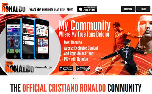 Viva Ronaldo-TechShohor