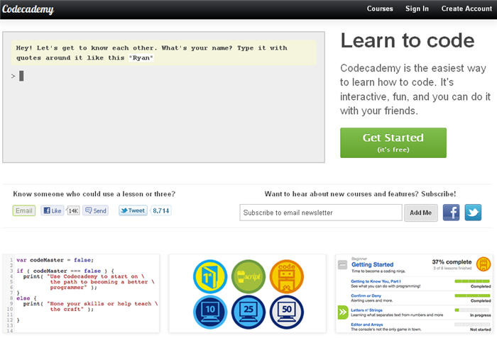 codecademy-techshohor
