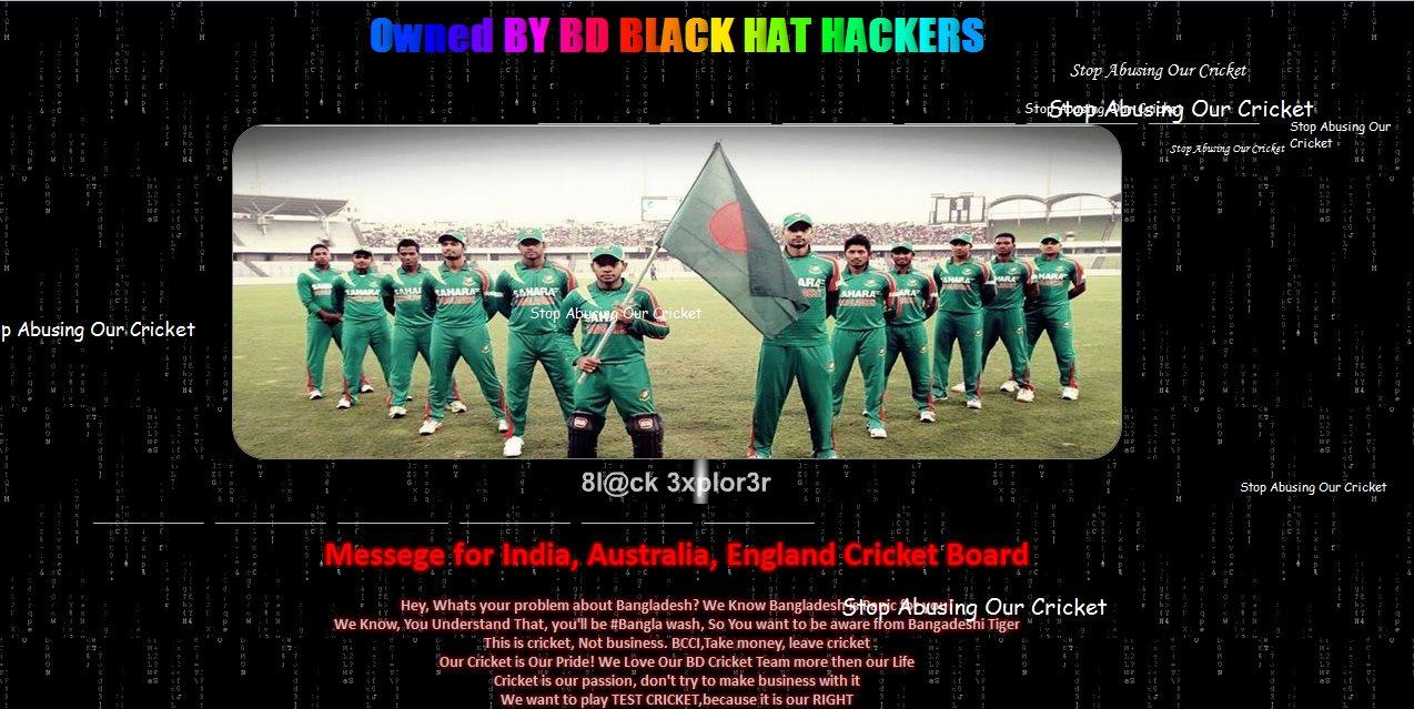 BBHH hacked indian site-TechShohor