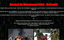 Indian website hacked by BGHH-TechShohor
