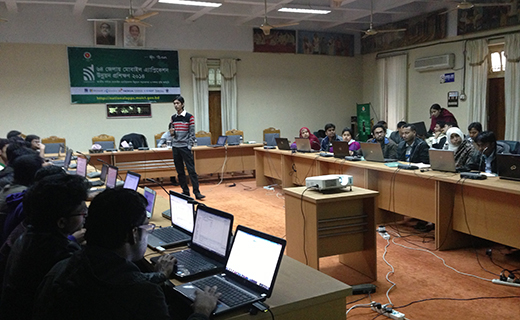 Mobile apps training Jessore-TechShohor