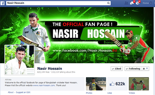 Nasir Hossain facebook page-TechShohor