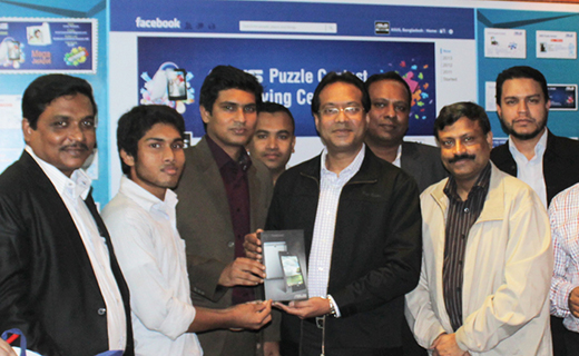 Prize Giving Ceremony of ASUS Puzzle Contest Held_Image