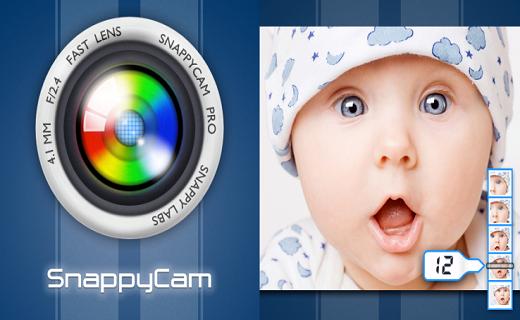 SnappyCam_ios app_techshohor