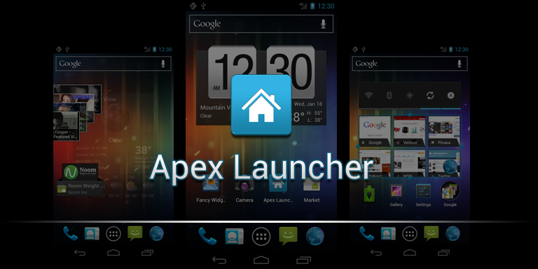apex launcher_techshohor