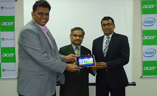 Acer Launches Iconia W4 Tablet_TechShohor