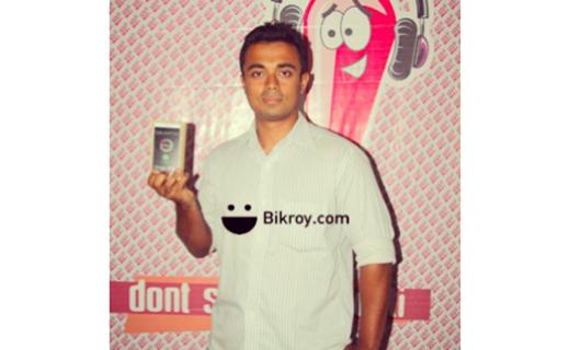 Bikroy cricket offer winner-TechShohor