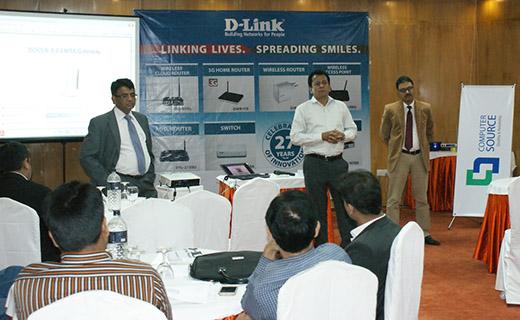 D-Link-Seminar-TechShohor