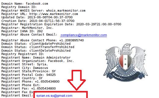 Facebook Domain hac_techshohor