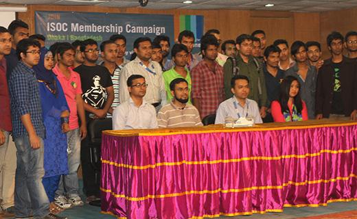 ISOC Membership Campaign-TechShohor