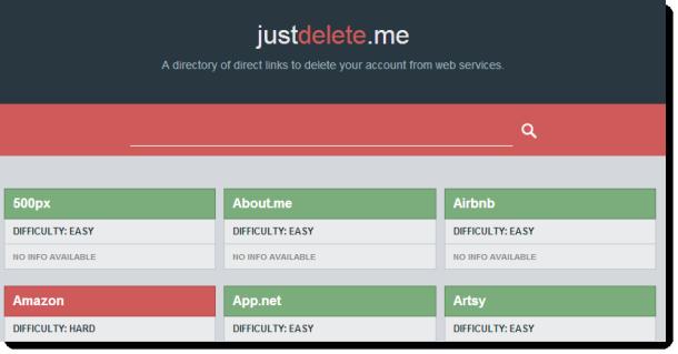 JustDelete.me_techshohor