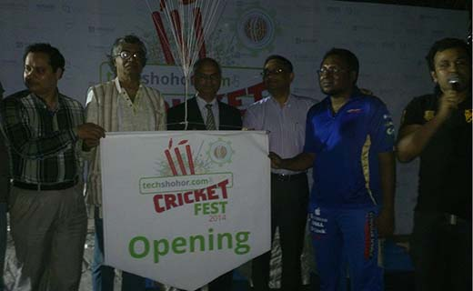TechShohor Cricket Fest 2014-TechShohor