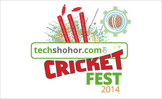 TechShohor Cricket fest 2014
