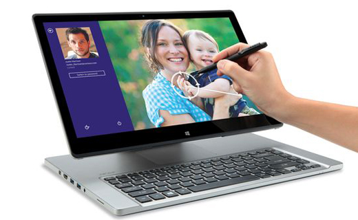 acer aspire R7_techshohor