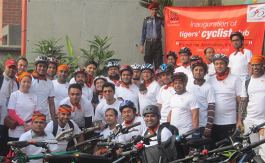 banglalink cyclist club