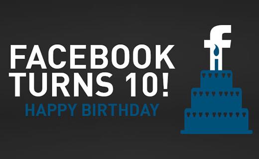 facebook-turns-10-TechShohor