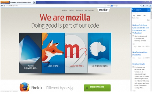 firefox update_techshohor