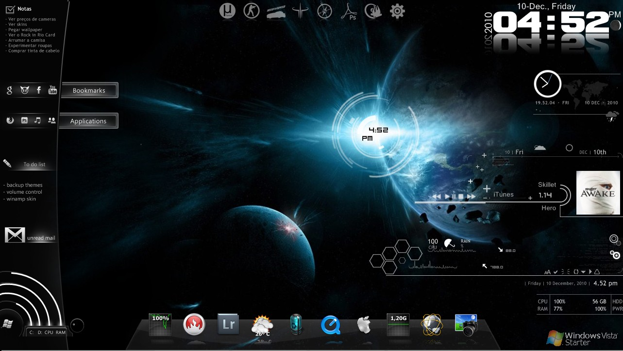 rainmeter___space_techshohor