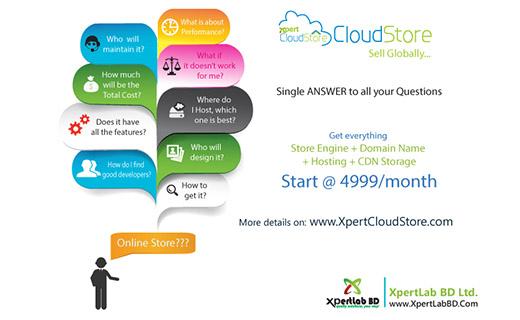 xpert cloudstore-TechShohor