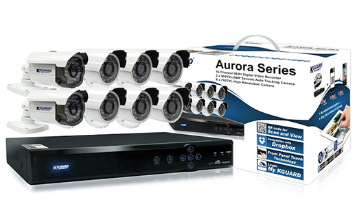 K-Guard Aurora Series Combo Kit AR1621