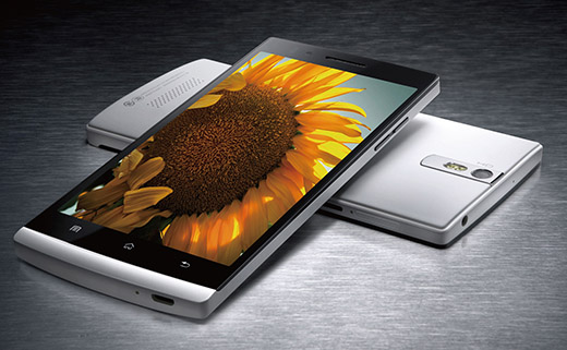 Oppo-Find-5-Smartyphone