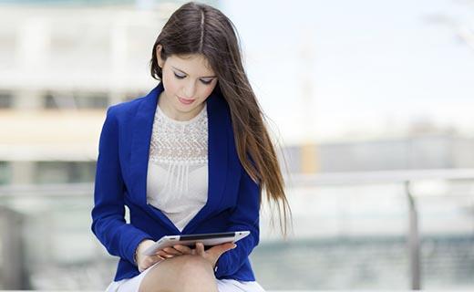 Tablet user-TechShohor