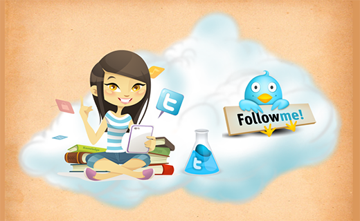 Twitter follower-TechShohor