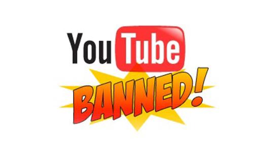 Youtube ban-TechShohor