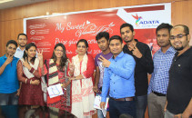ADATA Valentine's Day Facebook Campaign Prize Giving Ceremony Held in Dhaka-TechShohor