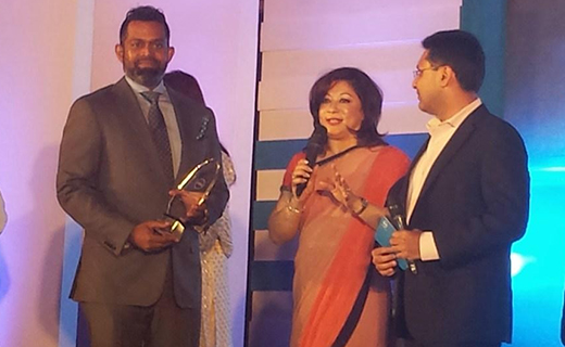 DELL awarded CS as the Best Performer FY2014-TechShohor