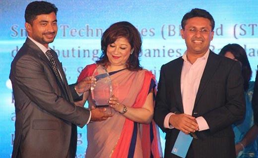 Dell Best Commercial award-TechShohor