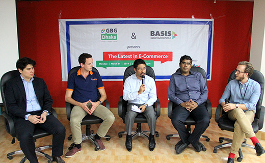 E-commerce seminar by basis-TechShohor