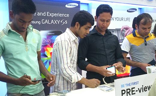 Galaxy S5 preorder-2-TechShohor