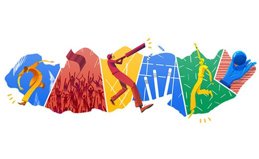 Google t20 doodle-TechShohor