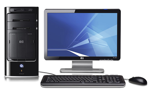 HP i3 Brand PC-TechShohor