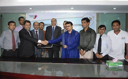 MoU between FSIBL & SPSB-TechShohor