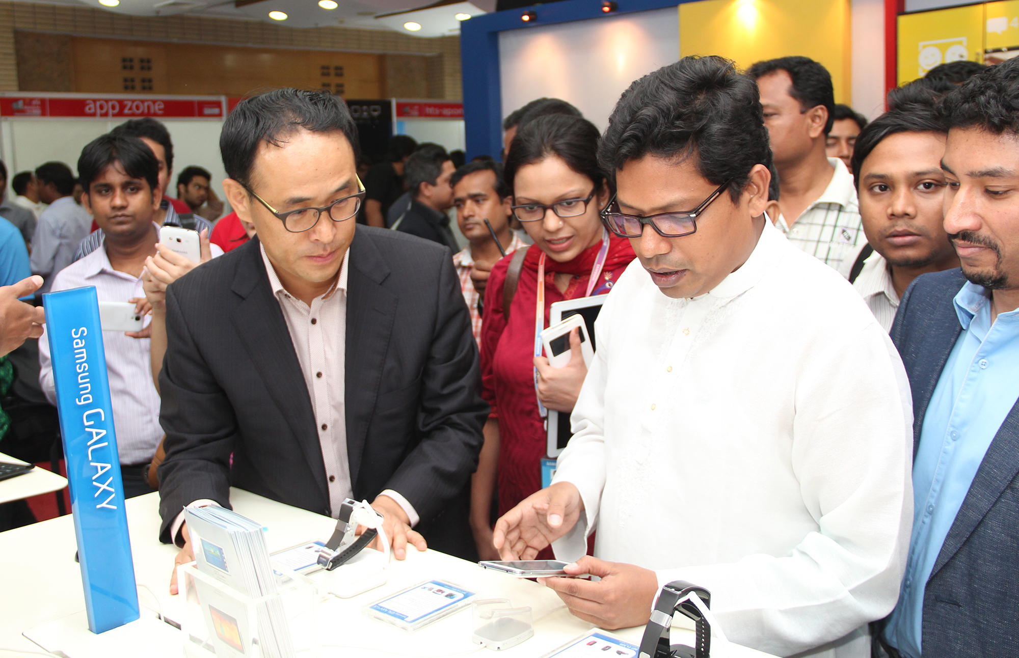 Robi Smartphone & Tab Expo Opening Ceremony-4