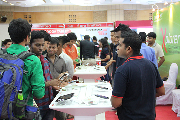 Robi Smartphone & Tab Expo-Photo Feature-3-TechShohor