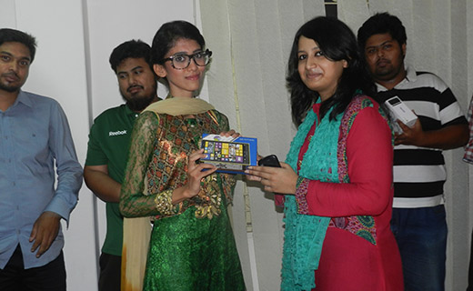 Smartphone Expo Prize giving ceremony-2-TechShohor